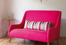 pink! / by Molly Hogeland