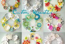 Wreath Inspirations / by Gayatri Murali