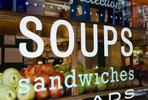 Food: Restaurants - locally sourced food / by Kristy Tillman