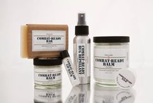 """Eco Giveaways / Everyone loves a good ol' """"Natural"""" giveaway from the Stache:{)  / by Heather Paulding"""