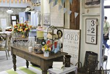 Shop Space Inspiration  / by From the Cottage