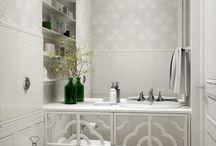 Classic Bathroom / by Vivian Ho