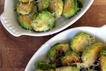 Brussel Sprouts / Love 'em or hate 'em! We love 'em! / by CooksInfo.com