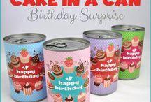 Birthday ideas / by Cindy White