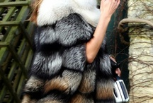 Coats And Furs / by Sandra Bennett
