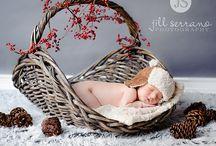 Newborn shoot / by Victoria Barnes