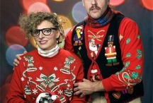 Ugly Christmas Sweaters / by Danna Crawford