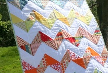 Quilting / I am still new at this quilting thing but these look doable!  :)  / by Melissa Jackson