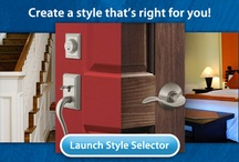 Home Remodeling / Don't let the process overwhelm you - Schlage has easy to install locks and hardware that come in a variety of styles and finishes. / by Schlage Locks