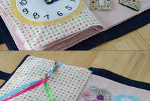 Cloth Book Ideas / by Tangible Pursuits