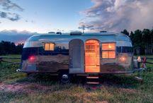 Vintage Campers / by Mark Edmonds