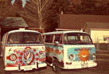 Van and Trailer Glamping / by Dana Graupmann