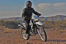 Así testeamos en #Mendoza a la #Honda XR 250 Tornado / by Diario MDZ online
