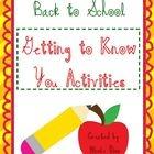 Back to School / by Kari Bell