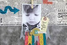 Scrapbook / by Gisela Diehl