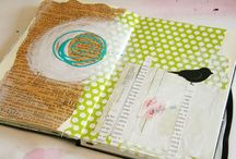 Scrappin +Journaling+Altered Books / by Donna Gaines
