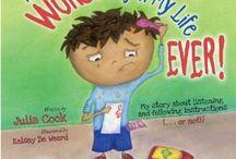 Children's Books / by Crystal Willich