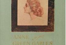 Anne of Green Gables... I might just have a slight obsession / by Mary Hobson