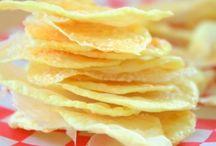 Snacks / by Tina Woo