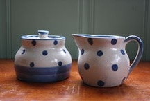 Dorchester Pottery / by Lois McGeoghegan