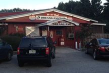 Tuscaloosa Hot Spots to Visit / Roll Tide country where The University of Alabama is. Visit the original Dreamland BBQ.  / by Donna Gilliland