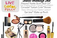 Makeup / by Karie Kolar