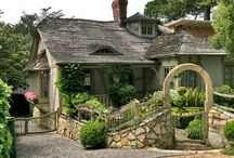 Cool Cottages / by Summer Bosworth