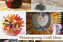 Fall/Thanksgiving Ideas / by Hilary Moore