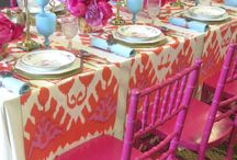 TABLESCAPE / by Holly Scott