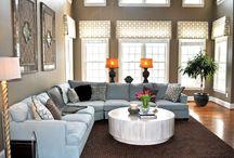 Living Room / by DIYbyDesign