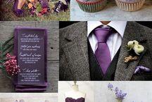 "Purple Me- "" I Do"" weddings / by Carmen Mendoza"