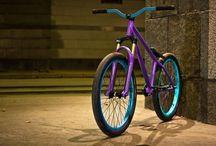 Trial bikes / by Eli Loomas
