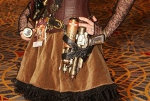 Steampunk / by Susan Malovrh