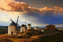 Windy Windy Windmills / by Mary Flint Vandenabeele