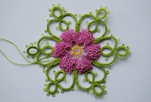 Embroidery. Tatting. Needlearts / by Bev Stein