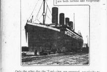 Titanic .... / by John Roth