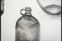 drawings/art / by Anneke van Bostelen