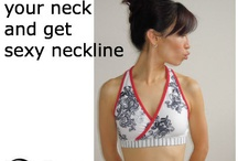 Neck & Jawline / Get the best Face Yoga poses for the neck and jawline / by Face Yoga Method