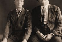 Laurel and Hardy / by Shirley Hobbs