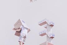 surreal collages I like / by Giorgia Lupi
