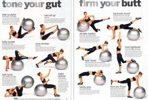 Workout Plan / Get it right Get it tight / by Maureen Crane