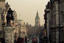 London / by Adriana Petroiu Spencer