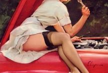 Mechanic PinUp Shoot / by Tammy Hodges
