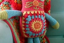 Crochet Patterns, Inspirations, Tutorials, Stitches, Etc / All things crochet / by Kerry Melton