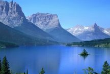 Glacier National Park / Travel Photos to Inspire Your Glacier National Park, Montana Vacation Planning! / by AllTrips - Vacation Packages & Travel