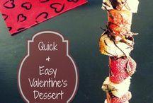 Valentine Food Ideas / by Jennifer Sikora