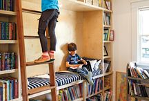 home making / family room / by Kandace Brigleb