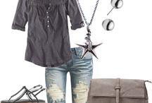 My Style Pinboard / by Melissa Salvador-Quail