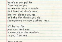 Letters / by Jen Fair