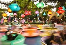 {disney} Disneyland Resort / The Disneyland Resort in California, including Disneyland, Disney California Adventure, and the three Disney Hotels. / by Sereina